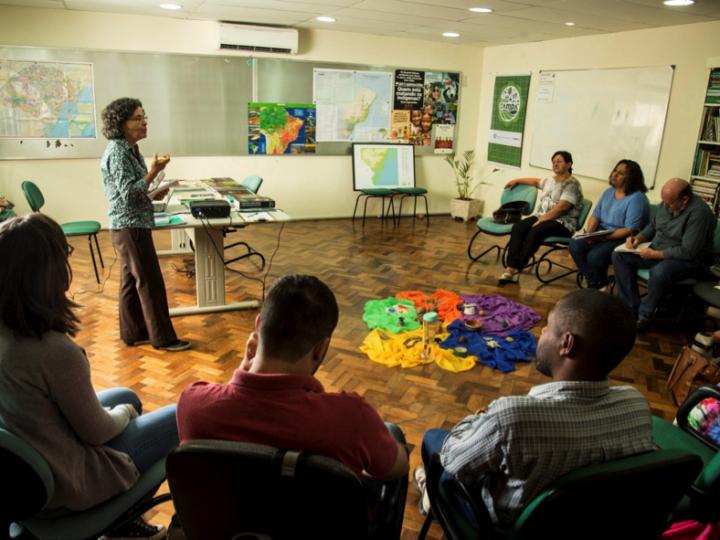Comitê de Povos e Comunidades Tradicionais do Pampa completa um ano