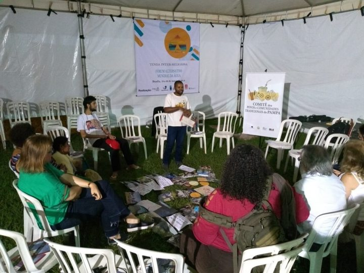 Roda de chimarrão debate ameaças a povos e comunidades tradicionais do Pampa e a seus territórios
