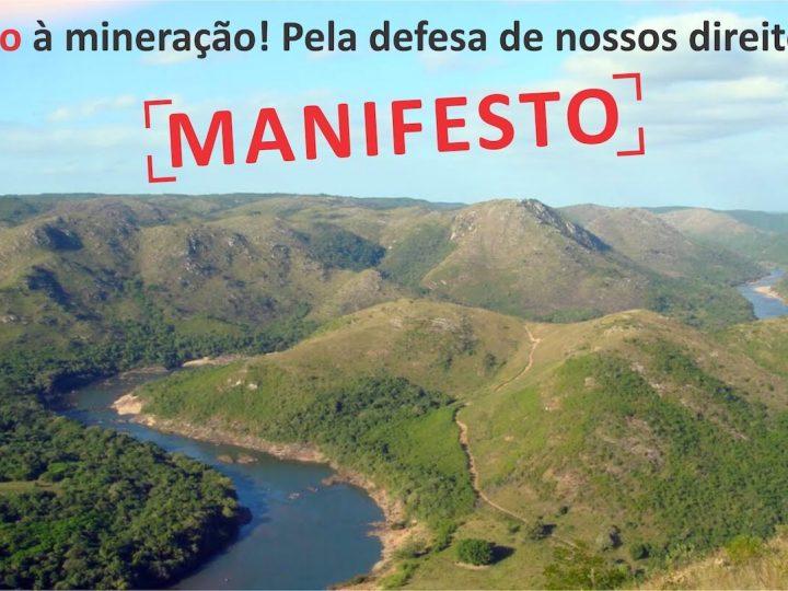 Comitê dos Povos e Comunidades Tradicionais do Pampa entrega Manifesto contra mineração ao MPF