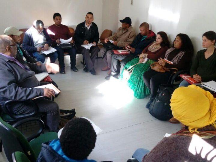 CODENE recebe o Comitê dos Povos e Comunidades Tradicionais do Pampa