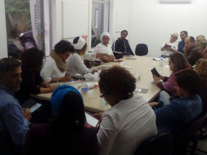 Reunião do Conselho Estadual do Povo de Terreiro tem participação do Comitê