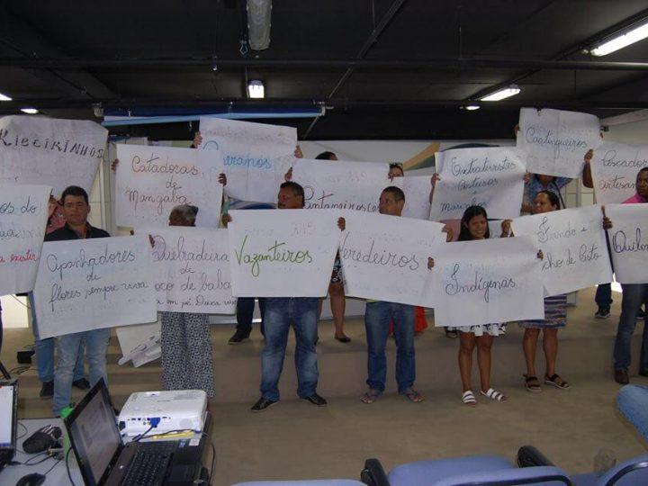 Seminário sobre o CAR no contexto de Povos e Comunidades Tradicionais é realizado em Brasília