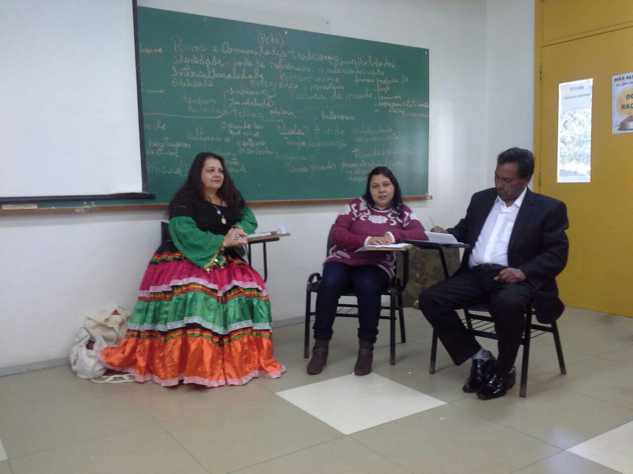 Roda de Diálogo: projeto político pedagógico e papel da