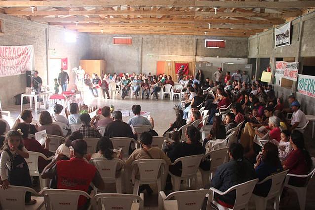 Assembleia Popular da Mineração em São José do Norte repudia projeto Retiro da RGM
