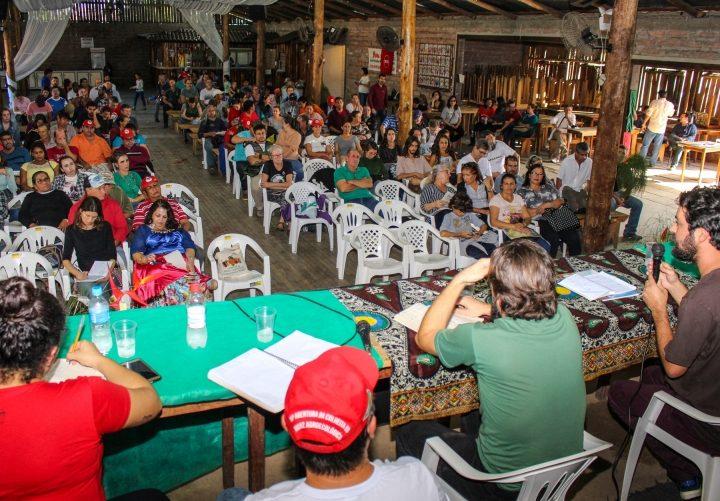 Assembleia Popular da Mineração em Eldorado do Sul repudia projeto Mina Guaíba da Copelmi