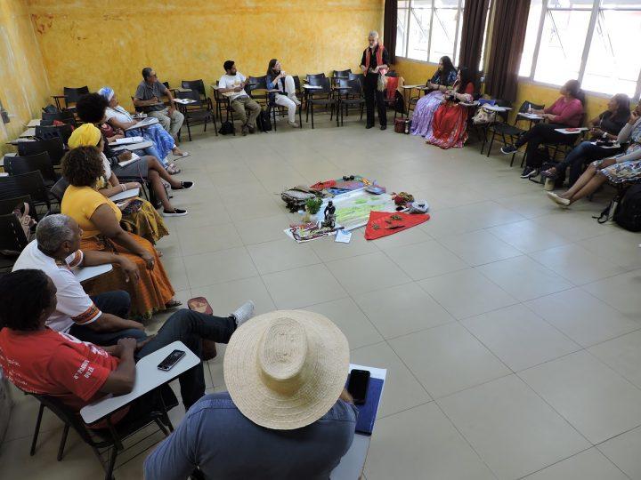II Encontro de Povos e Comunidades Tradicionais do Pampa é realizado em Rio Grande