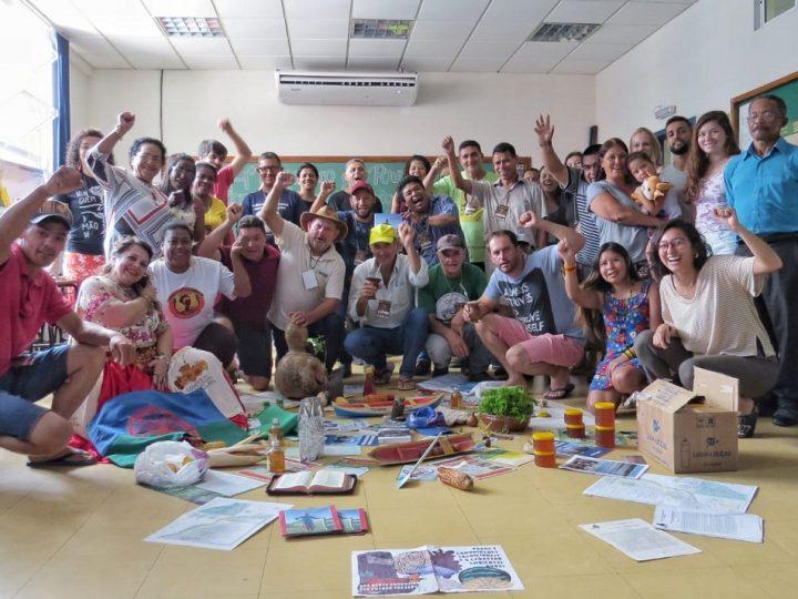Comitê participa do IV Encontro da Rede Puxirão de Povos e Comunidades Tradicionais do Paraná