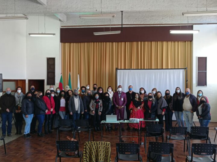 Comitê Participa de Seminário Estadual sobre Políticas de Igualdade Racial